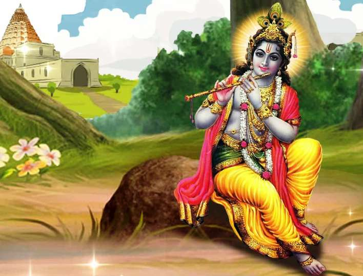 Lord Krishna Images Wallpapers भगवन शर कषण