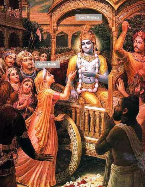 lord krishna in maha bharat