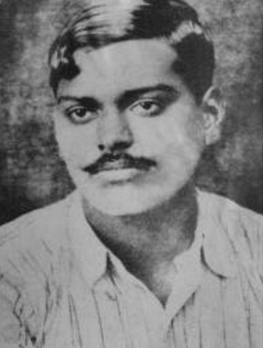 Chandra Shekhar Azad in Hindi
