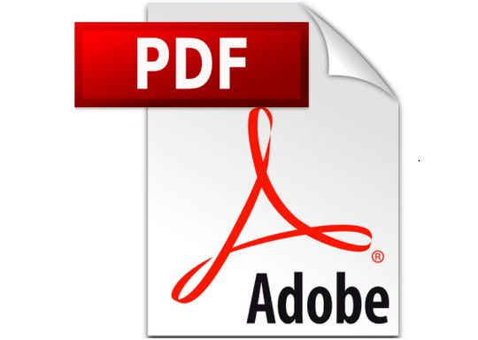 Full form of PDF