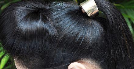 बालों में