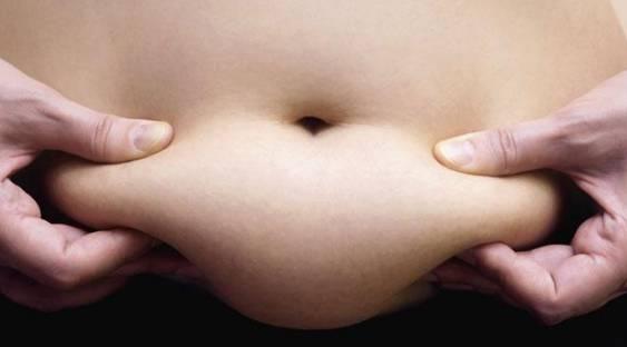 मोटापे में