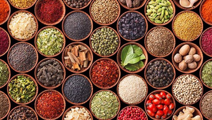 68 Indian Spices List with Hindi and English Meaning