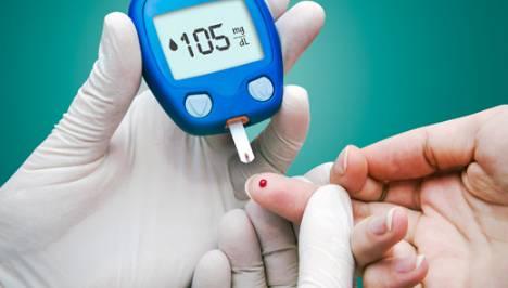 diabetes में