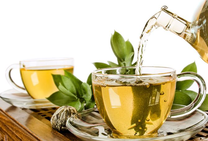 How to Make Green Tea Recipe in Hindi