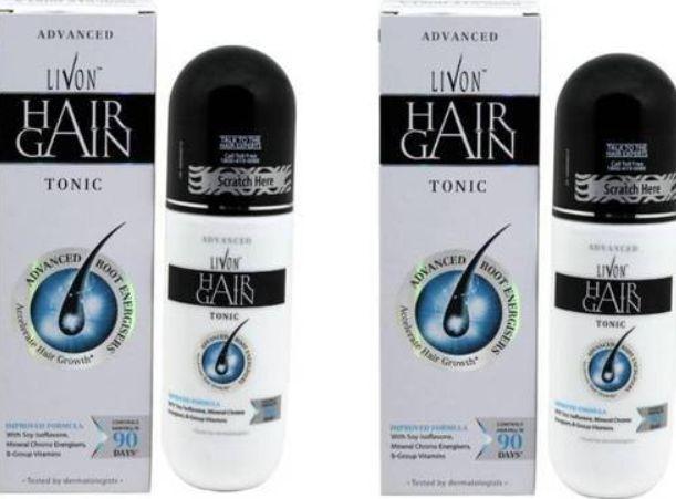 Livon hair gain